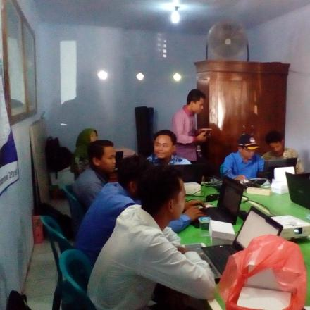 10 Desa di Kecamatan Sedan Siap Implementasi SID